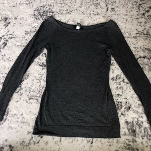 Banana republic off the shoulder soft sweater